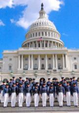 The Virginia Military Institute Glee Club - Photo Credit: VMI