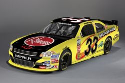 No. 33 Rheem / Menards Chevrolet Impala