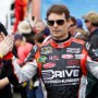 Jeff Gordon high fives fans - Photo Credit: Todd Warshaw/Getty Images for NASCAR