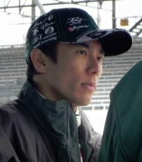 Takuma Sato - Photo Credit: Catchfence Open Wheel Editor: Paul Powell