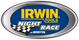 IRWIN Tools Night Race Logo