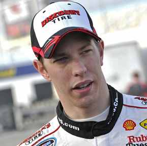 Brad Keselowski Driver of the No. 22 Discount Tire Dodge Challenger R/T - Photo Credit: Brad Keselowski Racing