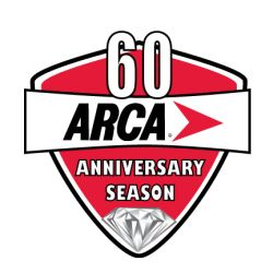 ARCA's 60th Anniversary Season Logo
