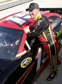Clint Bowyer, driver of the No. 15 5-Hour Energy Toyota - Photo Credit: Jerry Markland/Getty Images for Michael Waltrip Racing