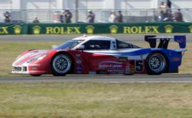 No 5 Action Express Chevy Corvette - Photo Credit: Catchfence.com Open Wheel Editor, Paul Powell