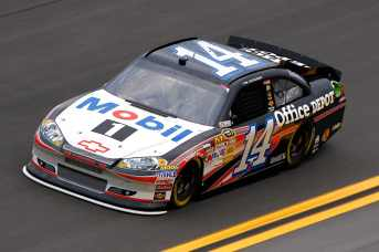 2012 NSCS 14 car - Mobil 1 (Tony Stewart) - Photo Credit: Chris Graythen/Getty Images for NASCAR