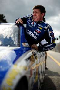 Carl Edwards, driver of the #99 Fastenal Ford - Photo Credit: Jared C. Tilton/Getty Images for NASCAR