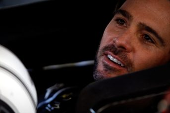 2012 NSCS Jimmie Johnson in Car - Photo Credit: Tom Pennington/Getty Images