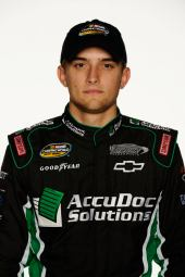 James Buescher (AccuDoc) - Photo Credit: John Harrelson / Getty Images for NASCAR