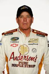 Ron Hornaday Jr (Anderson's Maple ) - Photo Credit: John Harrelson / Getty Images for NASCAR