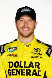 2012 NNS Brian Scott - Photo Credit: John Harrelson/Getty Images for NASCAR