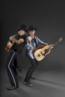 Big & Rich - Publicity Photo for Michigan Int'l Speedway