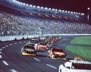 The 2012 NASCAR Sprint All-Star Race, scheduled for May 19, marks the 20th anniversary of the historic 'One Hot Night' race at Charlotte Motor Speedway.