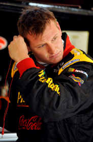 2012 NNS Michael McDowell - Photo Credit: Rainier Ehrhardt/Getty Images for NASCAR
