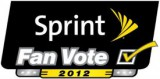 2012 Sprint Fan Vote