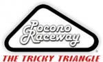 Pocono Raceway Logo