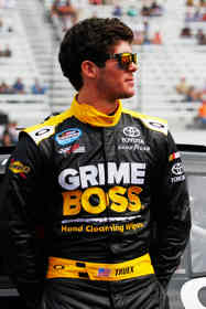 Ryan Truex Grime Boss - Photo Credit: Getty Images