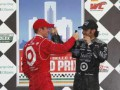 Scott Dixon and Dario - Photo Credit: INDYCAR/LAT USA