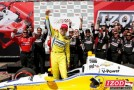 Helio Castroneves Wins Edmonton Indy - Photo Credit: INDYCAR/LAT USA