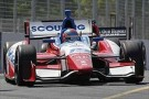 Dale Coyne Racing&#039;s James Jakes on Track - Photo Credit: INDYCAR/LAT USA
