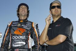 Travis Pastrana and Matt Crafton