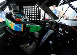 Nelson Piquet Jr - Photo Credit: Rainier Ehrhardt/Getty Images for NASCAR