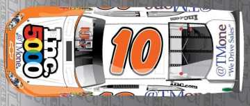 No. 10 Inc. 5000 / @TMone 6-peat Chevrolet