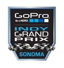 GoPro Indy Grand Prix of Sonoma Logo