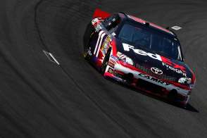 No. 11 FedEx Toyota Camry - Photo Credit: eff Zelevansky/Getty Images for NASCAR