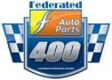 Federated Auto Parts 400 Logo