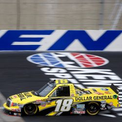 No. 18 Dollar General Toyota Tundra (Brian Scott)