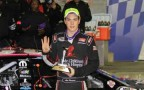 Alex Bowman wins 2012 ARCA Racing Series Kansas Lottery 98.9