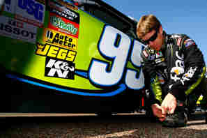 Carl Edwards (Aflac) - Photo Credit: Jason Smith/Getty Images