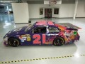 No 21 Motorcraft Quicken Loans Warriors in Pink Ford - Wood Brothers Racing