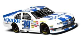 Earnhardt will be racing the #39 Uponor Ford Mustang in his fifth Nationwide race of the season.
