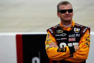 Jeff Burton - Photo Credit: Tom Pennington/Getty Images