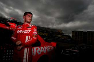 Justin Allgaier - Photo Credit: Patrick Smith / Getty Images