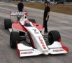 SSM tested Hawksworth in a Firestone Indy Lights car at Sebring International Raceway in November.