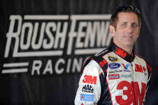 Greg Biffle, driver of the #16 Ford - Photo Credit: Jared C. Tilton/Getty Images