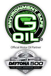 "Green Earth Technologies' G-OIL® named ""Official Motor Oil"" of Daytona International Speedway and the DAYTONA 500®"