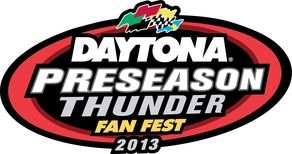 2013 Daytona Preseason Thunder Fan Fest