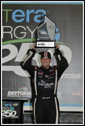 Johnny Sauter Wins The NextEra Energy Resources 250 At Daytona International Speedway