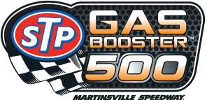 STP Gas Booster 500 Logo