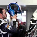 2013 NSCS Jimmie Johnson (Kobalt Tools) in Garage - Photo Credit: Alex Trautwig/Getty Images