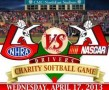 NASCAR vs NHRA Softball Showdown
