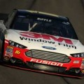 Greg Biffle in the No. 16 3M Window Film Ford Fusion on Track - Photo Credit: Jared C. Tilton/Getty Images