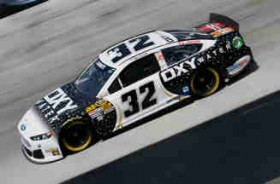 The No. 32 OXYwater Ford Fusion - Photo Credit: Kevin C. Cox/Getty Images