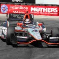 2013 IICS Driver JR Hildebrand in the No. 4 National Guard - Photo Credit: INDYCAR