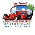 2013 Toyota Grand Prix of Long Beach Logo