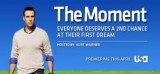 "Kurt Warner Hosts ""The Moment"" on the USA Network"
